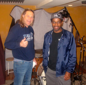 David Ivory and Chuck Treece (L to R)