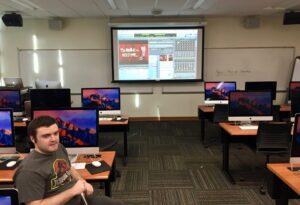 Marc A. Gallo Sound Design Lecture at Rowan University